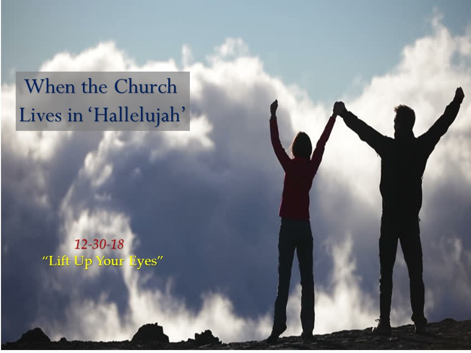 When the Church Lives in 'Hallelujah' – Edgemere Church of